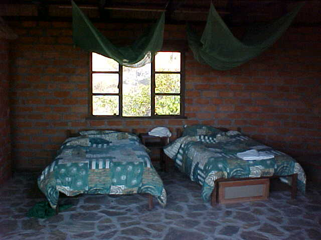 Chalet at Mutinondo Wilderness